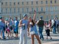 2 августа на Дворцовой