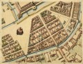 Аксонометрический план Исаакиевской площади 1796–1800 годов