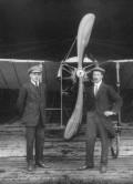 Первый Всероссийский праздник воздухоплавания на Комендантском аэродроме 8 (21) сентября 1910 года