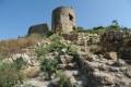Крым, Балаклава. Генуэзская крепость Чембало