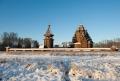 22-head wooden Pokrovskaya church