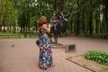 Олени и лоси — скульптуры по России