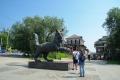 Памятники и скульптуры Иркутска