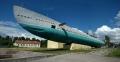 Подводная лодка-музей Д-2 «Народоволец»