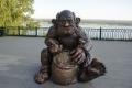 Самые интересные и необычные скульптуры и арт-объекты в России. Часть 7