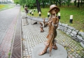 The most interesting and unusual sculptures and art objects in Russia. Part 8