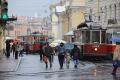 Санкт-Петербург — парад трамваев