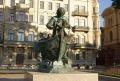 Памятник Петру I «Царь-плотник» — копия с копии