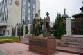 Памятник юным тулякам-оружейникам и мемориал «Туламашзавод в годы эвакуации»