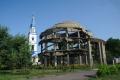 «Ротонда» — памятник Великой Отечественной войны и битвы за Воронеж
