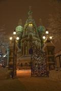 Санкт-Петербург — церкви и соборы