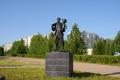 Скульптуры рабочих специальностей