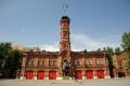Здание пожарной команды Василеостровской части
