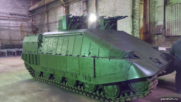 Украинский танк «Азовец»