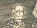Алексей Петрович Романов, с гравюры неизвестного мастера
