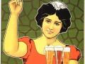 Плакат XIX века: Любителям вкусного пива и портера