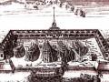 Адмиралтейство. Гравюра А.Зубова. 1716