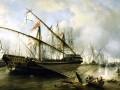Ф. Перро 1841 г.Гренгам.Сражение 27 июля 1720 г.