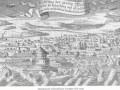 Наводнение в Санкт-Петербурге 5 ноября 1721 года. Гравюра XVIII века