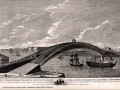 Проект железного моста через Неву, И. П. Кулибин