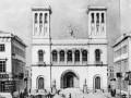 Закладка Лютеранской церкви