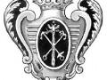 Герб Санкт-Петербурга 1730 года