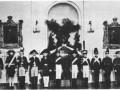 Кадеты в исторических формах различных эпох 200-летней жизни Шляхетного кадетского корпуса. Фото: ruscadet.ru