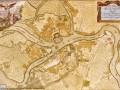 Карта Санкт-Петербурга, 1737 год