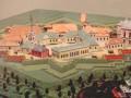 Макет крепости Петерштадт