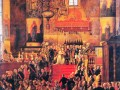 М. Квадаль. Коронация Павла I и Марии Федоровны