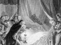 Павел I на смертном одре