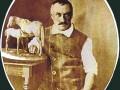 Портрет Петра Клодта в последние годы жизни