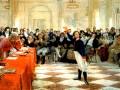 Пушкин в Царском Селе, картина Ильи Репина