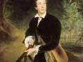 К. П. Брюллов. Портрет Алексея Толстого в юности (1836 год)
