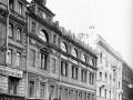 Здание Императорского Общества поощрения художеств на Большой Морской улице в Санкт-Петербурге. Фотография. 1912