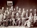Преподавательский состав Технологического института, снимок XIX века