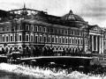 Голландская реформатская церковь и Зелёный (Полицейский) мост. XIX век
