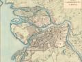 Карта Санкт-Петербурга, 1840 год