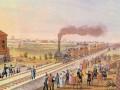 Принято решение о постройке первой в России пассажирской железной дороги