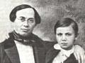 Анатолий с отцом Ф. А. Кони