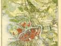 Карта Санкт-Петербурга, 1859 год