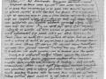Отрывок из автобиографии Н. Г. Чернышевского. Автограф. 1863