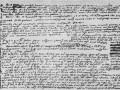 Страница зашифрованной рукописи романа Н. Г. Чернышевского «Что делать?»