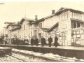 Станция Териоки Финляндской железной дороги