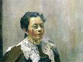 Анна Петровна Остроумова. Ф. Малявин, 1896 год