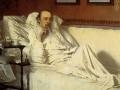 И. Н. Крамской. Портрет Н. А. Некрасова. 1877—1878 год.