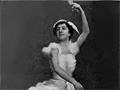 Агриппина Яковлевна Ваганова в танце
