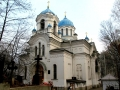 Спасо-Парголовская церковь на Шуваловском кладбище, современное фото