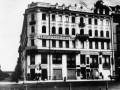 Дом Ганзена на Невском проспекте (д. 26), в котором размещалась первая в России телефонная станция. Фото нач. 1900-х гг