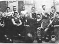 Члены кружка любителей атлетики, 1880-е годы
